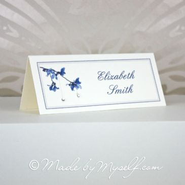 Blossom Place Card